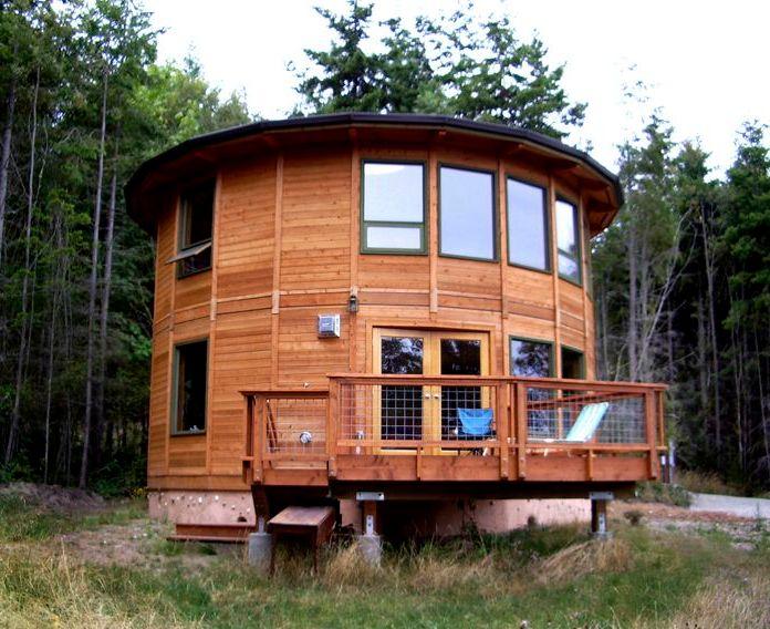 Yurt Home Design