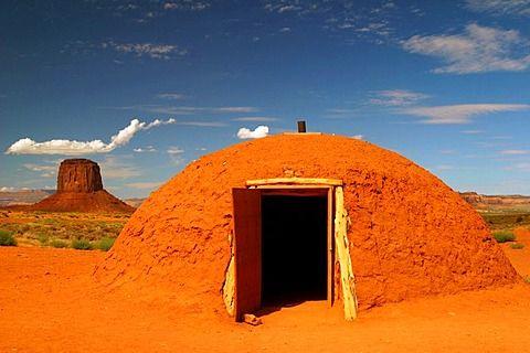 Navaho hut