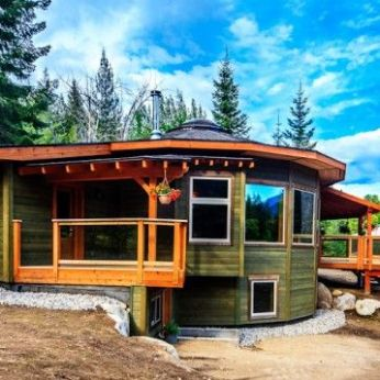 Magnolia 2300 yurt