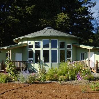 Exteriors Oregon Yurtworks
