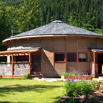 Mandala Round Home